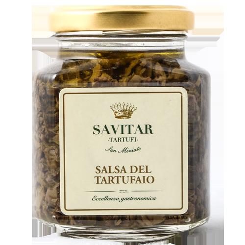 salsa al tartufo di savitar tartufi