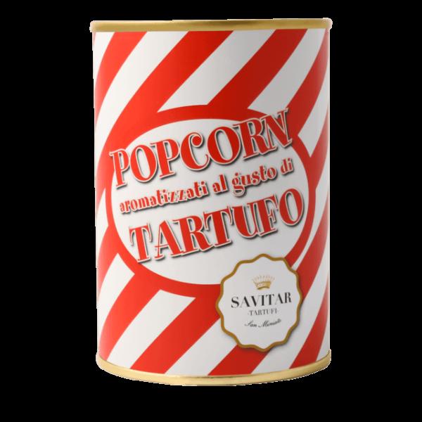 pop corn al tartufo di savitar tartufo