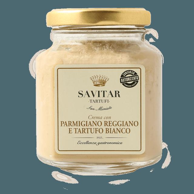 parmigiano al tartufo bianco di savitar tartufi