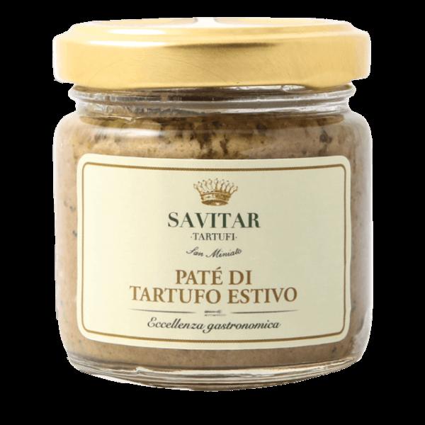 tartufo estivo patè di savitar tartufi