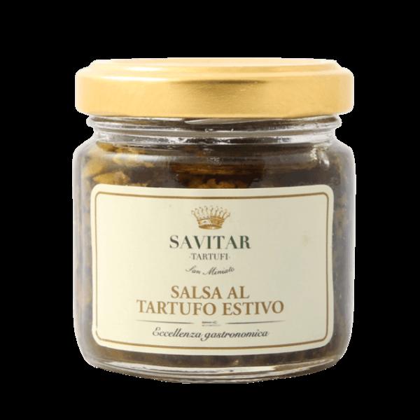 salsa al tartufo estivo